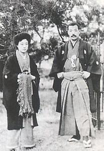 川上貞奴と川上音二郎