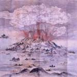 桜島大正噴火