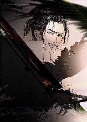 雑賀孫一は鈴木姓(絵・桂花)