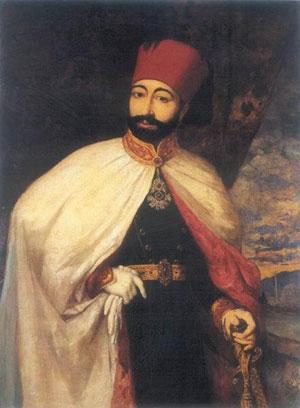 オスマン帝国マフムト2世/wikipediaより引用