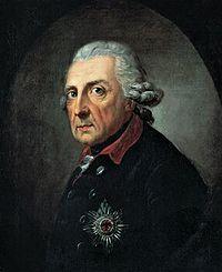 フリードリヒ2世(Wikipediaより)