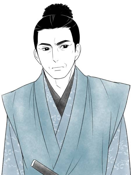 斎藤 利 三