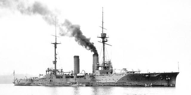 筑波(巡洋戦艦)